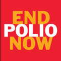 Rotary End Polio